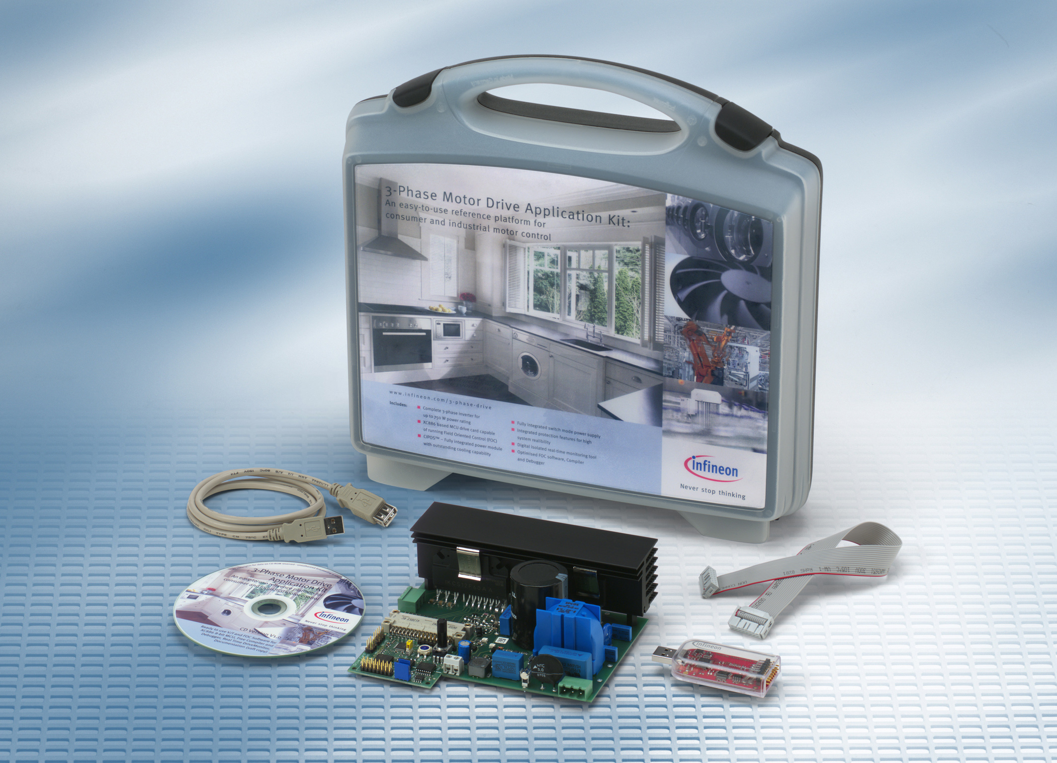 Infineon Offers Microcontroller / Power Development Kit with