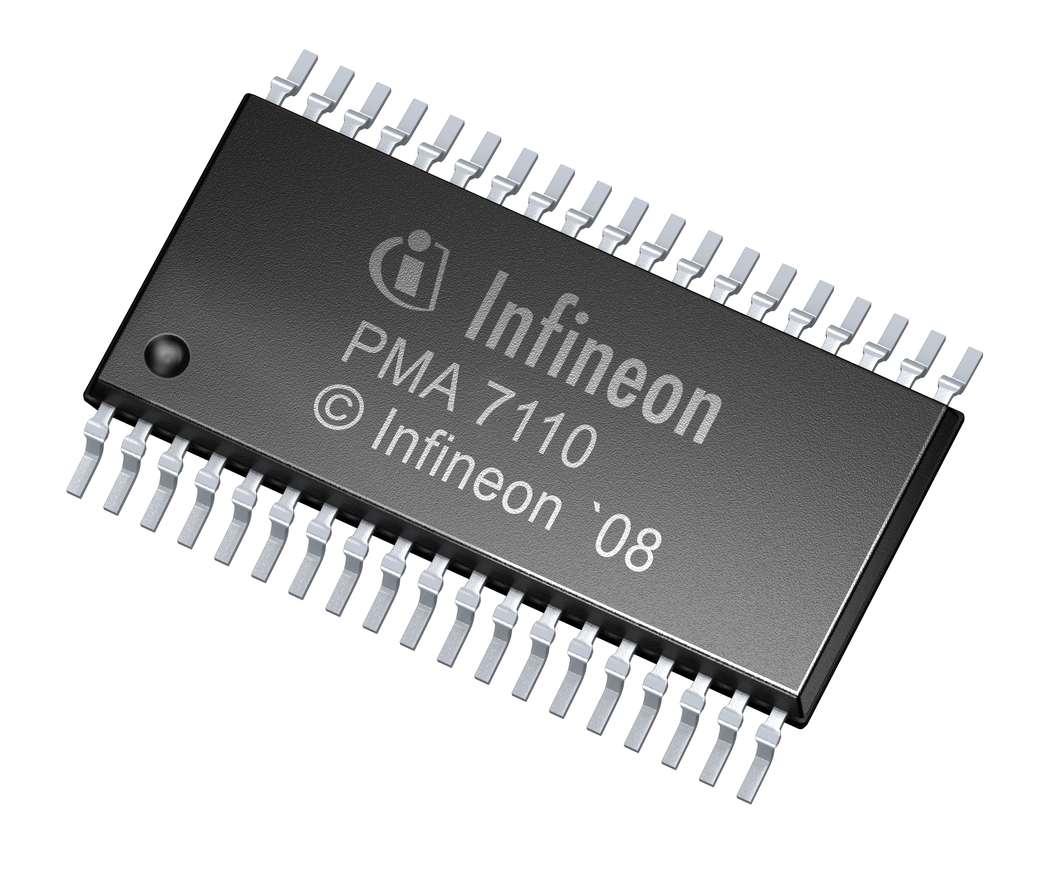 Infineon Introduces Single-Chip Multiband UHF Transmitter