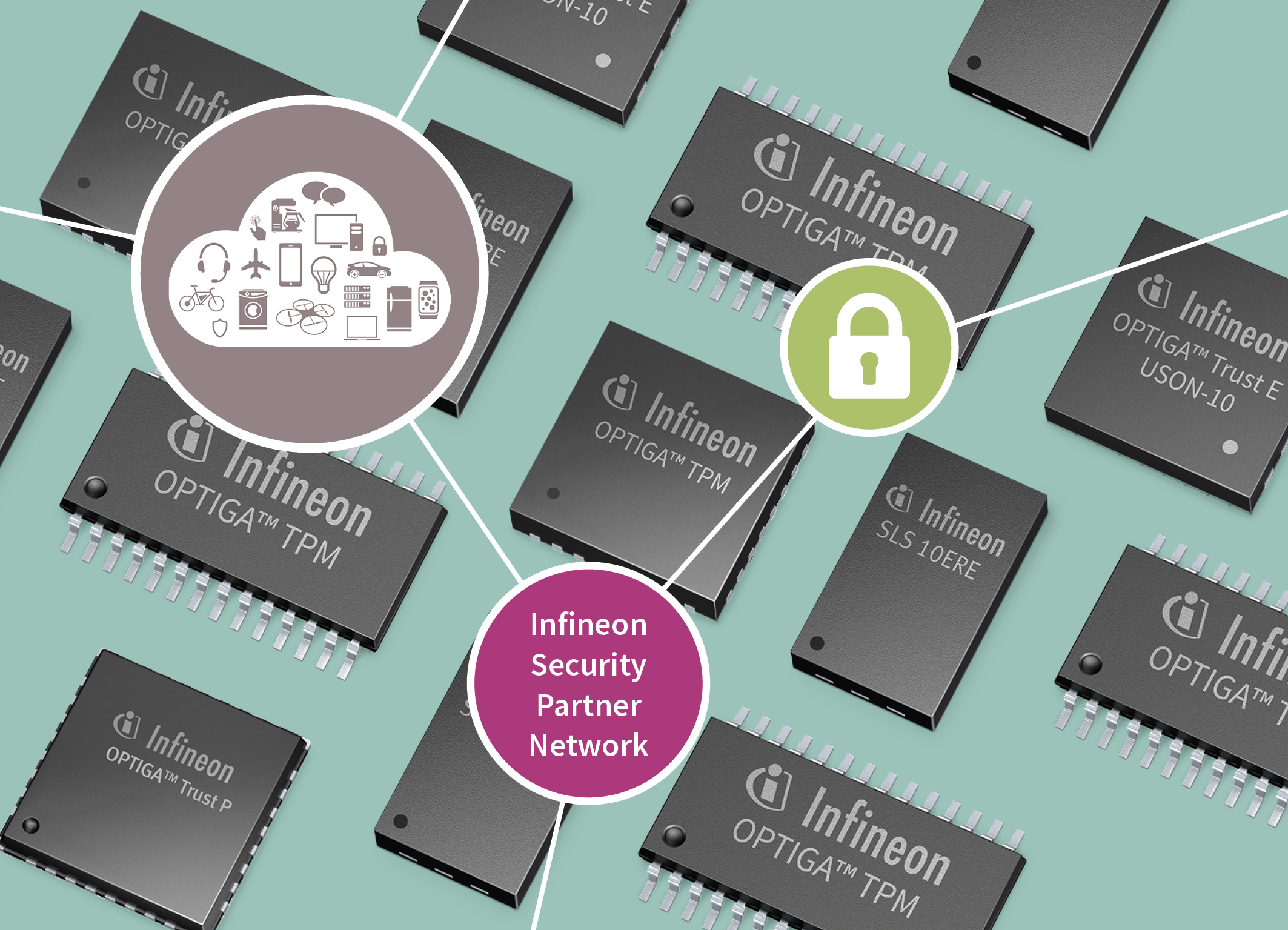 New Infineon Security Partner Network Makes IoT Security