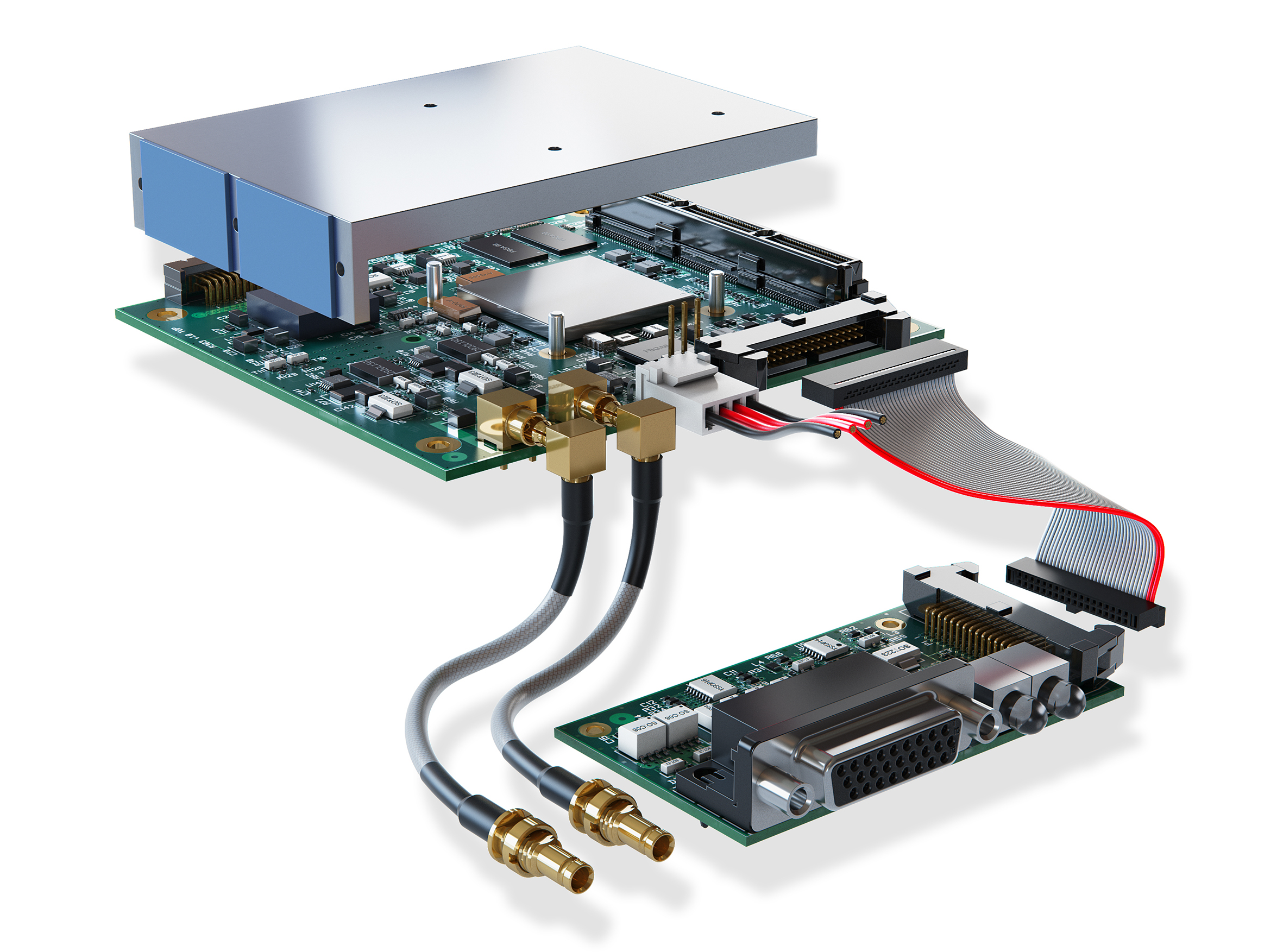 ADL Embedded Solutions Inc. Announces ADLVIS-1660 CoaXPress Solution