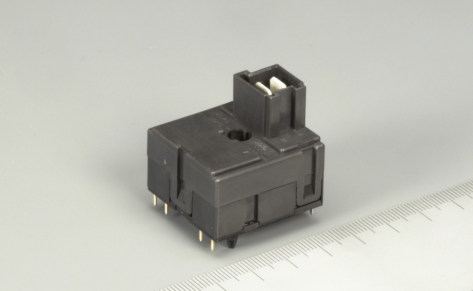 ALPS Develops SDKU Series Rotary-Encoder with Power Supply Switch